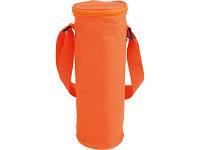 Сумка-холодильник Амбрен для бутылки 1,5 л, оранжевый