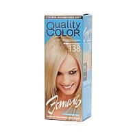 Гель-краска для волос Estel Vital Quality Color №138 Бежевый блондин 100 мл
