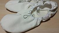 Балетки белые оптом обувь для танцев