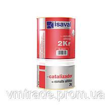 Краска универсальная полиуретановая Isaval 2KR, 4л