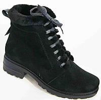 Ботинки женские зимние большого размера от производителя модель МИ5172-17Z, фото 1