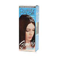 Гель-краска для волос Estel Vital Quality Color №142 Каштан 100 мл