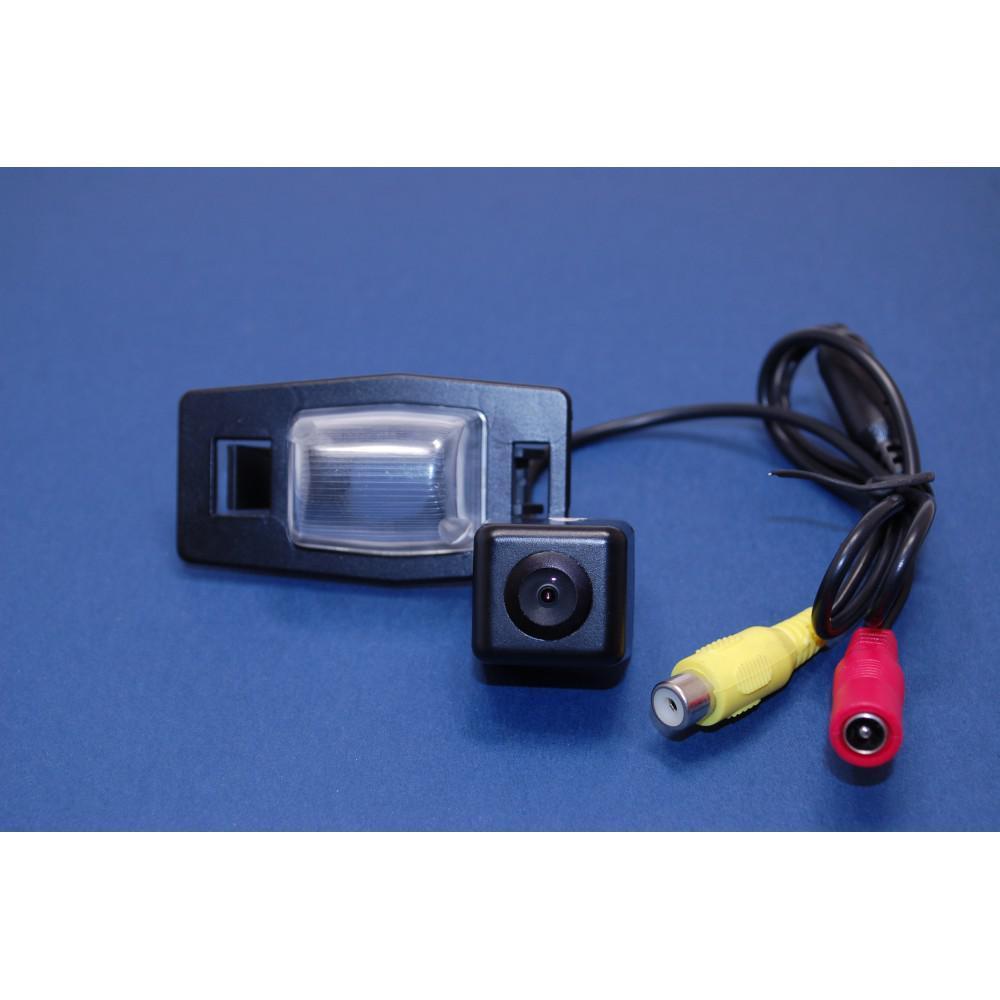 Штатная камера заднего вида CRVC Intergral Mitsubishi Galant