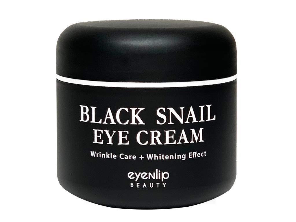 Крем для кожи вокруг глаз с экстрактом чёрной улитки EYENLIP Black Snail Eye Cream 50 ml