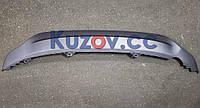 Накладка на задний бампер средняя Honda CR-V '15-17 (FPS)