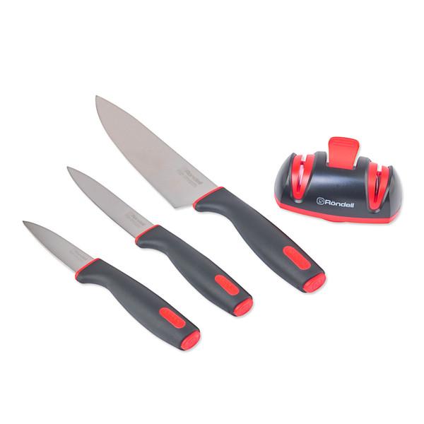 Набор кухонных ножей RONDELL Urban 4 предмета