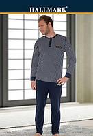 Пижама мужская Трикотаж (1XL-4XL)HALLMARK