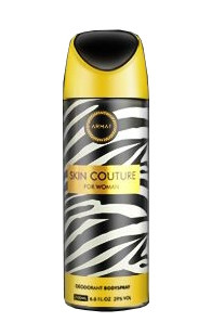 Парфюмированный дезодорант женский Skin Couture 200ml