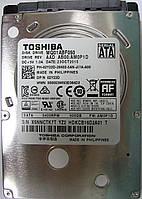 HDD 500GB 5400rpm 8MB SATA III 2.5 Slim Toshiba MQ01ABF050 X5NNCTK7TYZ2, фото 1