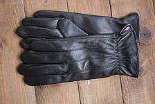 Женские кожаные сенсорные перчатки 941, фото 2