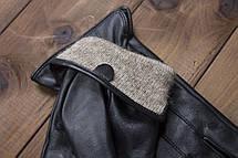 Женские кожаные сенсорные перчатки 1-941, фото 3