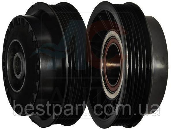 Зчеплення комплектне ZEXEL DCS17 6PK, 110 mm.,  MERCEDES