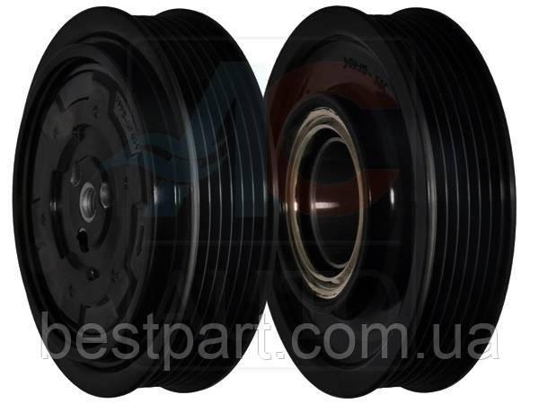 Зчеплення комплектне DENSO 6SEU14 6PK, 110 mm.,  AUDI, SEAT, SKODA, VOLKSWAGEN