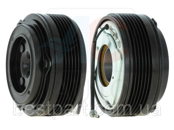 Зчеплення комплектне CALSONIC CSE717 6PK, 110 mm., 12V BMW
