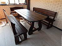 """Деревянный набор садовой мебели """" Чикаго"""""""