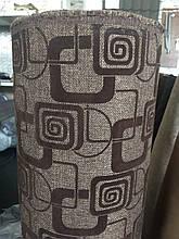 Ткань для обивки мебели Квадраты кор