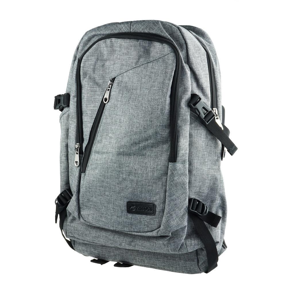 Молодежный рюкзак с блокировкой молнии