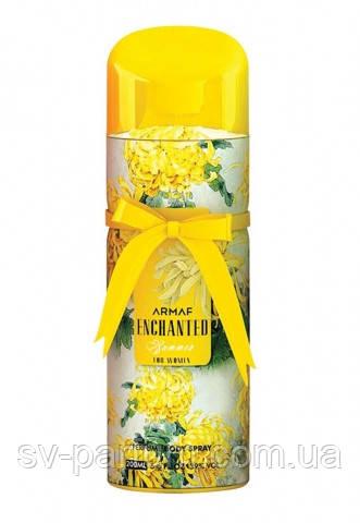 Парфюмированный дезодорант женский Enchanted Summer 200ml