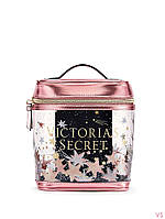 Косметичка Victoria's Secret Celestial Shimmer Small Train Case