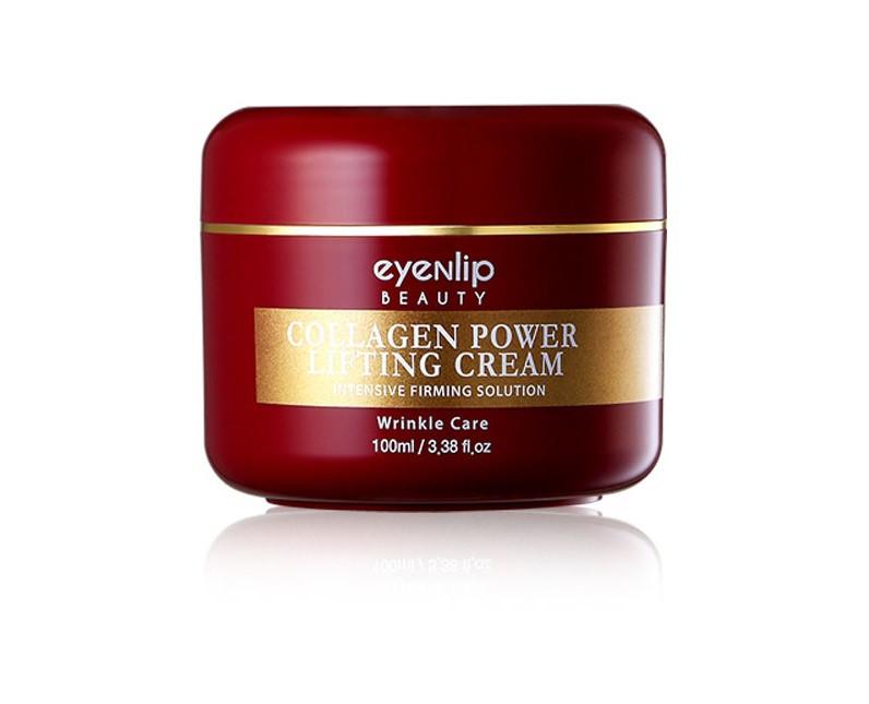 Коллагеновый крем с эффектом лифтинга EYENLIP Collagen Power Lifting Cream 100 ml