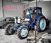 Диагностика, капитальный и поточный ремонт тракторного двигателя Т-40, ЛТЗ и всех модификаций
