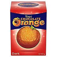 Шоколадные дольки Terry's Dark Chocolate Orange
