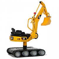 Экскаватор каталка Digger Cat Rolly Toys 513215. Машинка для детей.