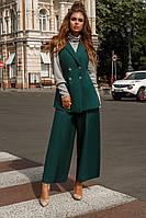 Женский костюм тройка.Размеры:42-46.+Цвета, фото 1