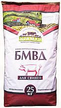 Добавка БМВД для свиней гровер 91-136 днів Крамар СК-21 15%