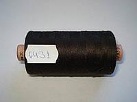 Нитка AMANN Saba c №30 300м.col 0431 т.коричневый (шт.)