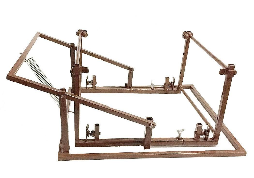 Кондуктор для сбивки рамок металлический