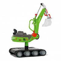 Экскаватор каталка Digger XL Rolly Toys 513208. Машинка для детей., фото 1
