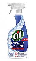 Спрей для чищення ваної кімнати Cif Power & Shine 750 мл