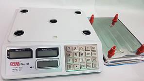 Торговые весы Opera OP-218 (50 кг), фото 3