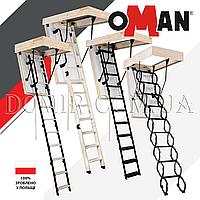 Чердачные лестницы OMAN, фото 1