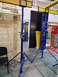 Стійка опалубки перекриттів 1.9 - 3.1 (м) Стандарт, фото 4