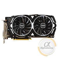 Видеокарта MSI GTX1060 (3GB/GDDR5/192bit/DVI/HDMI/DP) GTX 1060 ARMOR 3G OCV1 БУ