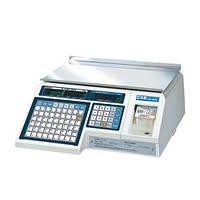 Весы с печатью этикетки CAS LP (в. 1.6)