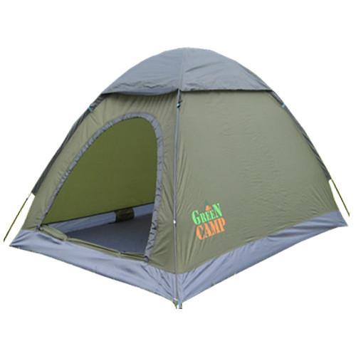 Палатка Green Camp 2-х местная  3005