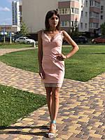 Женское платье из кож зама Poliit 8375, фото 1