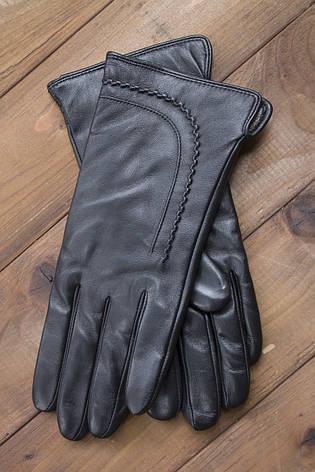 Женские кожаные сенсорные перчатки 944s1, фото 2