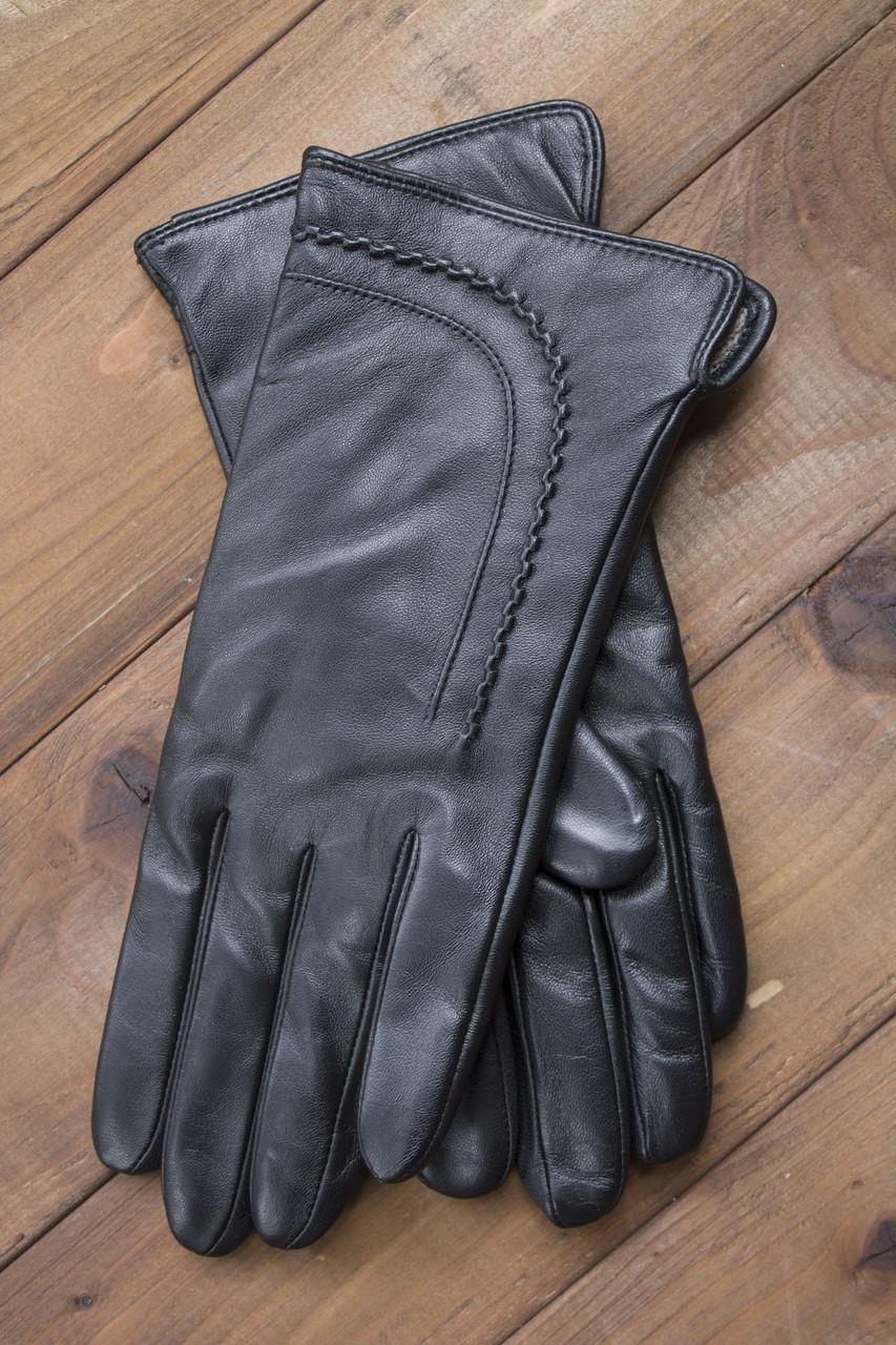 Женские кожаные сенсорные перчатки 944s1