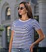 Женская футболка в полоску, фото 2