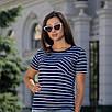 Женская футболка в полоску, фото 3