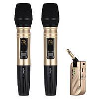 Бездротові мікрофони універсальні MIPU UX2