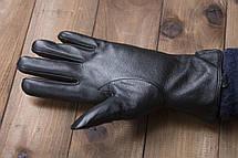 Женские кожаные перчатки 3-945, фото 2