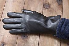 Женские кожаные перчатки 3-945, фото 3