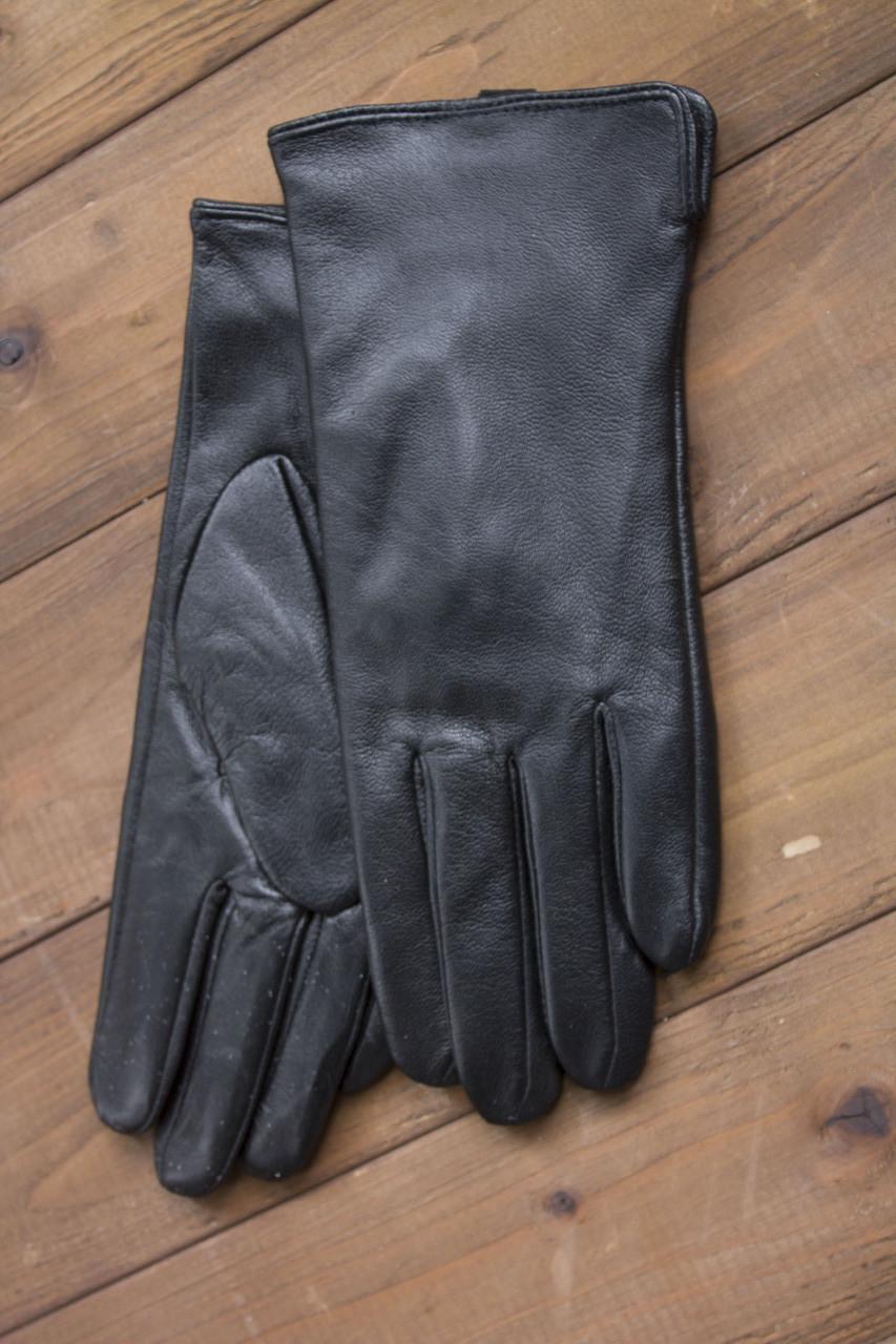 Женские кожаные перчатки 3-945