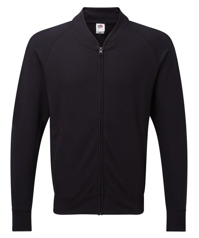 Чоловіча толстовка Lightweight Baseball Sweat Jacket (Розмір: 2XL)