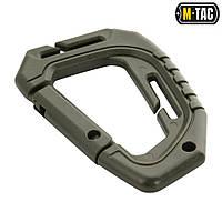 Карабин M-tac Tactical пластиковый Olive, фото 1